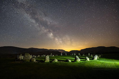 MEDIUM Fine Art & Astronomy Photography Mounted Images by Ben Bush Photography