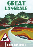 Lake District Posters by Jo Witherington