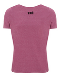A Zak the Collie Dog Women's Slim Fit T-shirt, Organically made by Salvage™