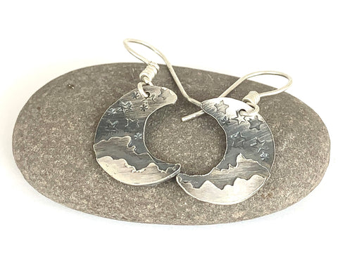 Moon Mountain Jewellery Range (Helm crag- The Lion and the Lamb)  by Brightstar109