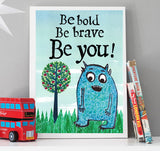 Small Prints for Adults & Kids (A4) by Helena Tyce Designs