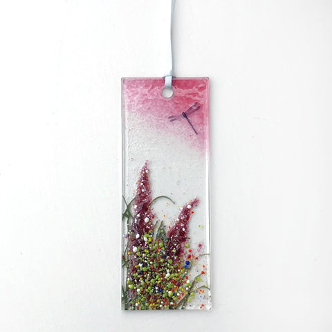 'Meadow Collection' Hanging Decoration' Glass by Colette Halstead