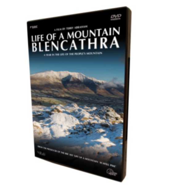 Life on a Mountain - Blencathra DVD by Terry Abraham
