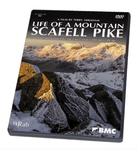 Life on a Mountain - Scafell DVD