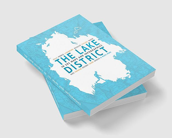 The Lake District in 101 Maps & Infographics