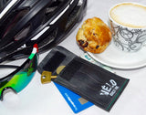 VC, Bev Martin, VeloCulture, inner tube, cycling, biking, cyclists, handmade, recycled, practical, cake stop caddy, money, credit card