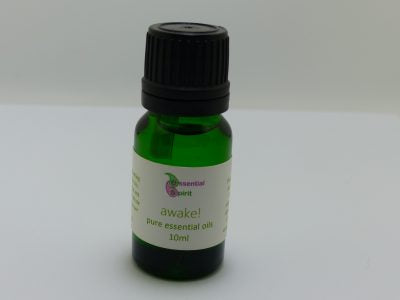Therapeutic Blend Essential Oils by Essential Spirit
