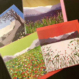 Cards - Lake District Landscapes by Sam Martin Art