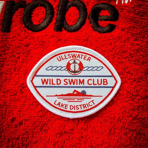 Swim Patches by Conquer Lake District