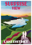 Lake District Postcards by Jo Witherington