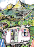 NEW Limited Edition giclee prints by Amanda Godden
