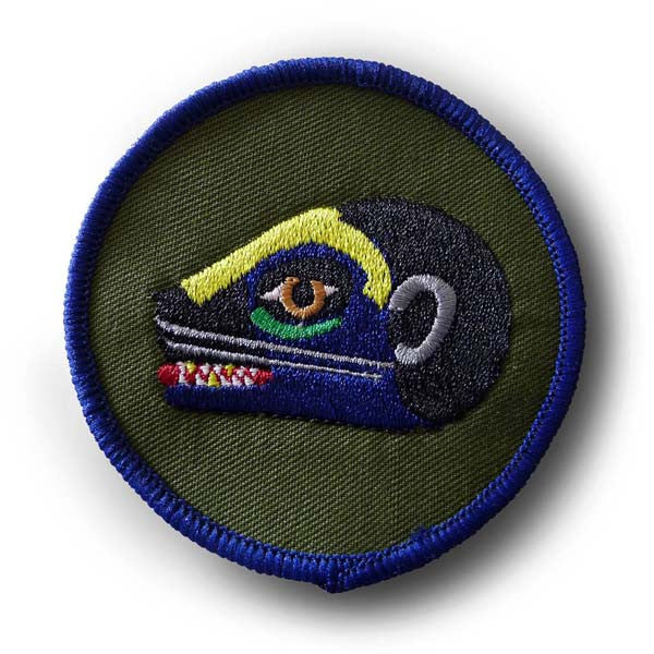 SBTRKT EMBROIDERED PATCH