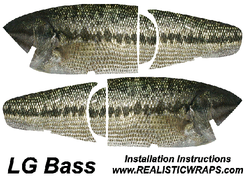 New Style Deps 250 Reflective Wraps