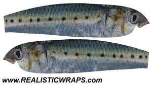 Lucky Craft Flash Minnow Wraps
