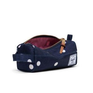 Herschel - Settlement Pencil Case - Polka Dot