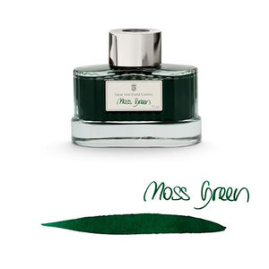 Graf von Faber-Castell - Bottled Ink - 75ml - Moss Green