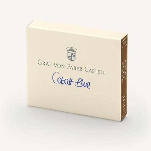 Graf von Faber-Castell - Cartridges - Mini - Cobalt Blue