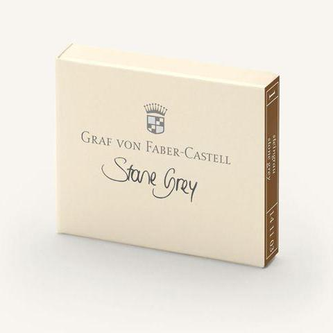Graf von Faber-Castell - Cartridges - Mini - Stone Grey