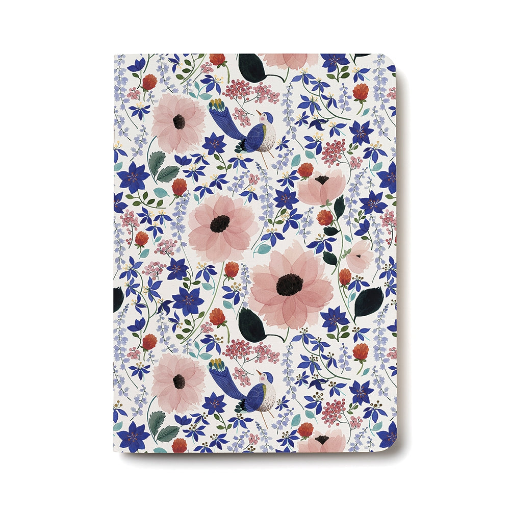 Red Cap Cards - Notebook - Birdy