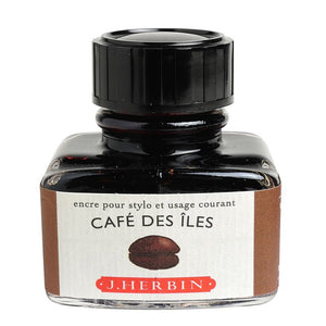 J. Herbin Bottle Ink - 30ml - Cafe Des Iles