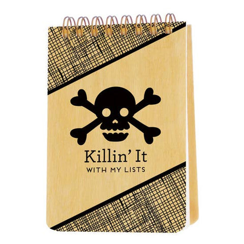 Night Owl Paper - Notepad - Killing It
