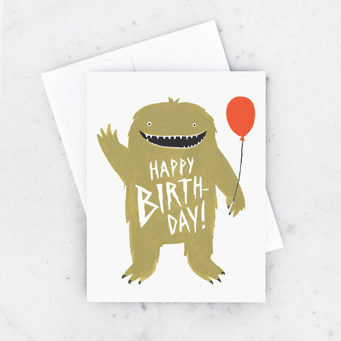 Idlewild - Greeting Card - Party Monster