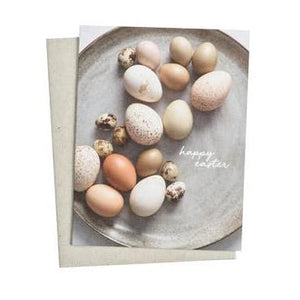 Knot & Bow - Greeting Card - Happy Easter
