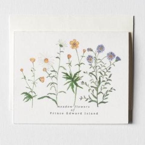 Dear Margaret - Greeting Card - Meadow Of Flowers