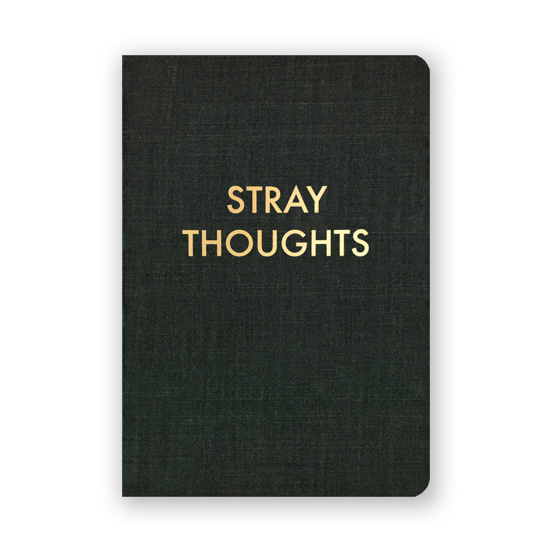 Mincing Mockingbird Stray Thoughts Journal