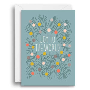 Madison Park Greetings - Greeting Card - Joy To The World