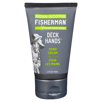 Nova Scotia Fisherman - Hand and Body Cream - Deck Hands