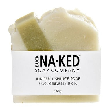 Buck Naked - Soap - Juniper + Spruce