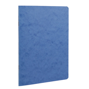Clairefontaine - Notebook - Stapled - A4 - Blue