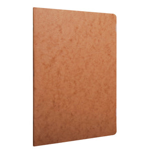 Clairefontaine - Notebook - Stapled - A4 - Tan