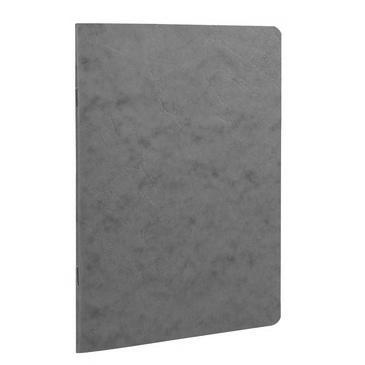 Clairefontaine - Notebook - Stapled - A5 - Grey