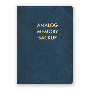 Mincing Mockingbird Analog Memory Backup Journal