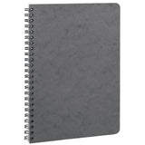Clairefontaine - Notebook - Coiled - A4 - Grey