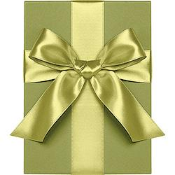 "1 1/2"" Satin Ribbon - Chartreuse"