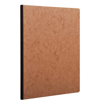 Clairefontaine - Notebook - Cloth Spine - A4 - Tan