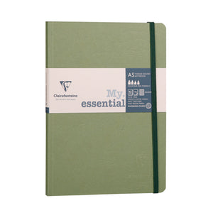 Clairefontaine - Notebook - My Essential - A5 - Green