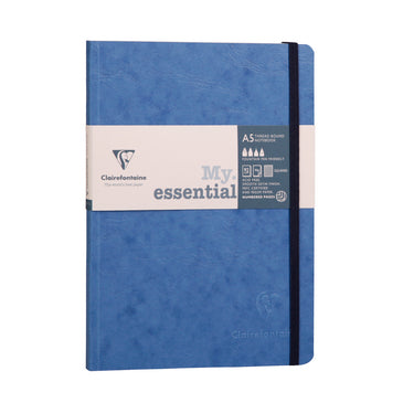 Clairefontaine - Notebook - My Essential - A5 - Blue