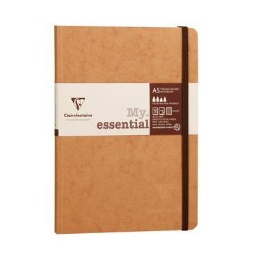 Clairefontaine - Notebook - My Essential - A5 - Tan