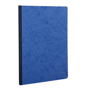 Clairefontaine - Notebook - Cloth Spine - A5 - Blue