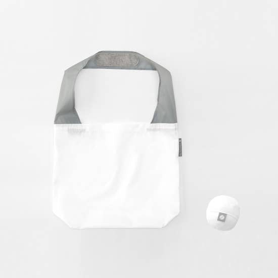 Flip & Tumble - Reusable Bag - White