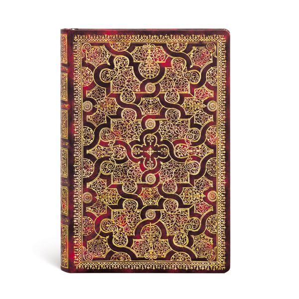 Paperblanks - Mini Lined Notebook - Mystique