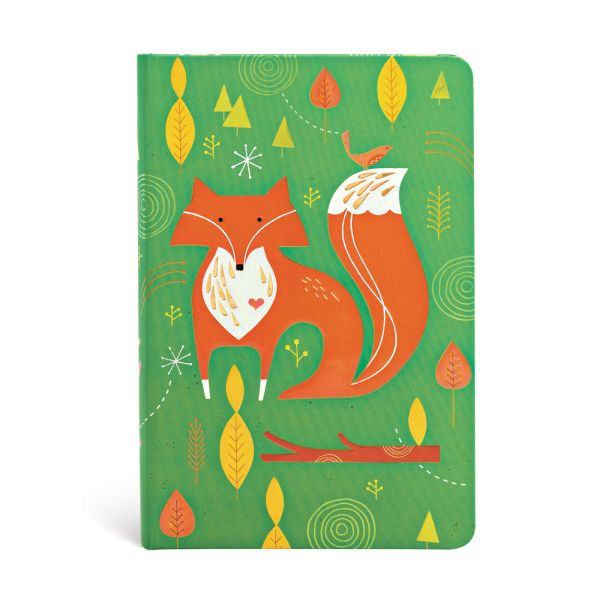 Paperblanks - Lined Notebook - Mister Fox