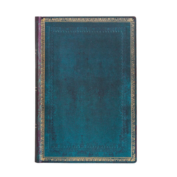 Paperblanks - Mini Unlined Notebook - Calypso, Old Leather