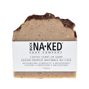 Buck Naked - Soap - Coffee Start-Up