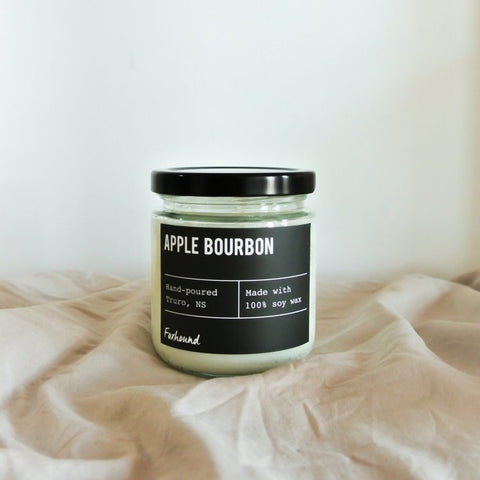 Foxhound Collection - Candle - Black Label - Apple Bourbon