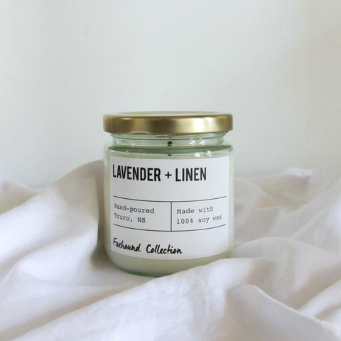 Foxhound Collection - Candle - Lavender + Linen